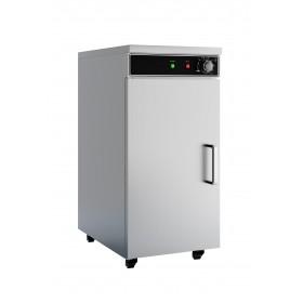 Armoire chauffe-assiettes avec ventilation