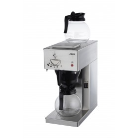 Machine à café 2 verseuses