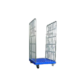 Rollcontainer avec socle plastique