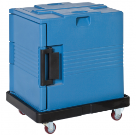 Chariot pour container isotherme