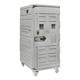 Chariot isotherme 1000l roulant